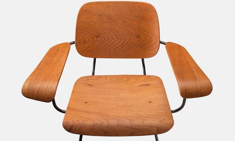 Pair of Tjerk Reijenga Model 8000 Lounge Chairs 5