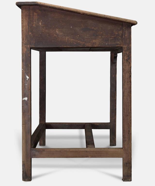 pine work desk  circa 1870 at 1stdibs