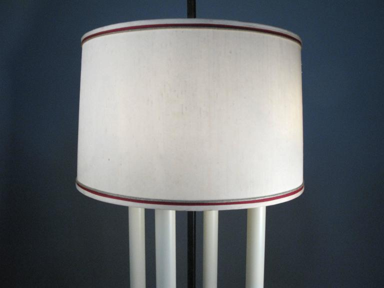 1940's Modern Floor Lamp by Tommi Parzinger For Sale 2