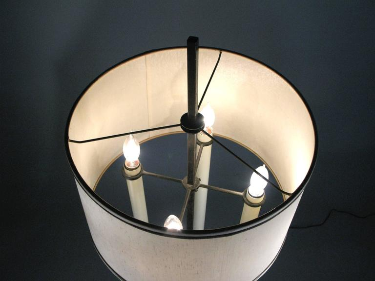 1940's Modern Floor Lamp by Tommi Parzinger For Sale 3