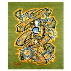 Elie Grekoff Tapestry