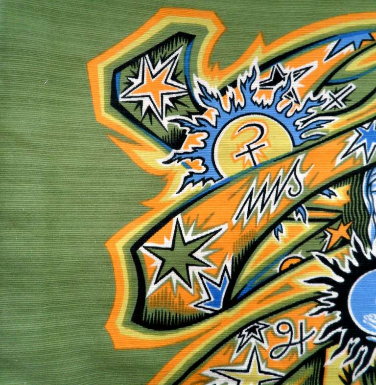 Mid-Century Modern Elie Grekoff Tapestry For Sale