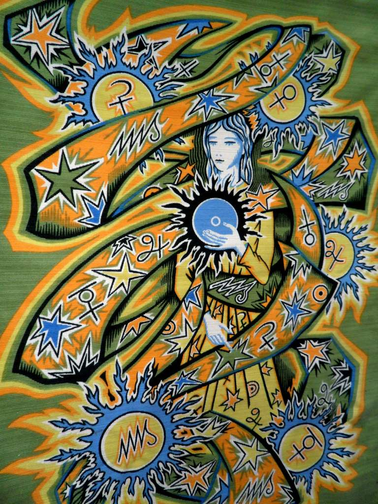 French Elie Grekoff Tapestry For Sale