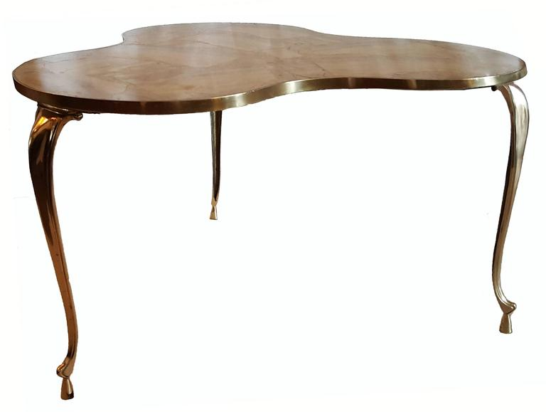 Willy Daro Style Coffee Table In Good Condition For Sale In Miami, FL