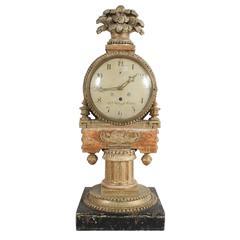 Gustavian Clock by A. F. Malmqvist