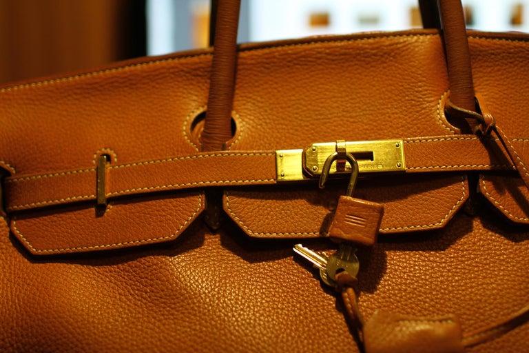 Contemporary Hermès Birkin Bag 40 from Hermès Staff For Sale