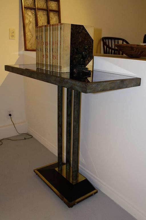 Console Table from Drouant Restaurant, Paris 6