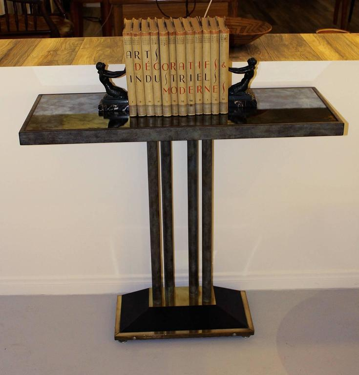Console Table from Drouant Restaurant, Paris 4