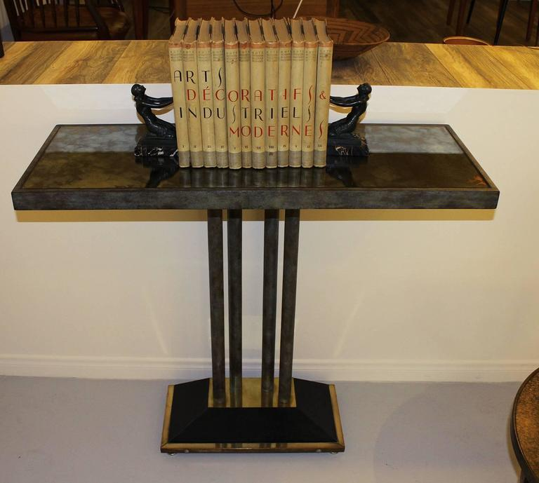 Console Table from Drouant Restaurant, Paris 5
