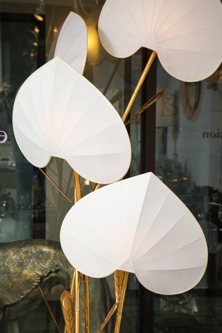 Antonio Pavia Palm Floor Lamp - Mid Century 8