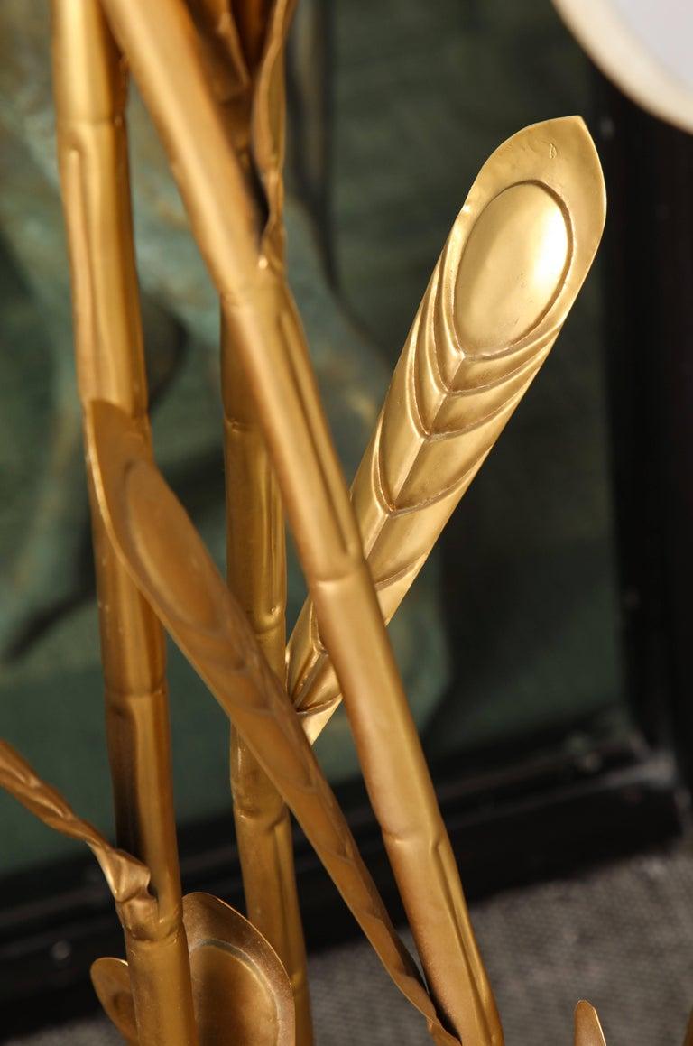 Antonio Pavia Palm Floor Lamp - Mid Century 6