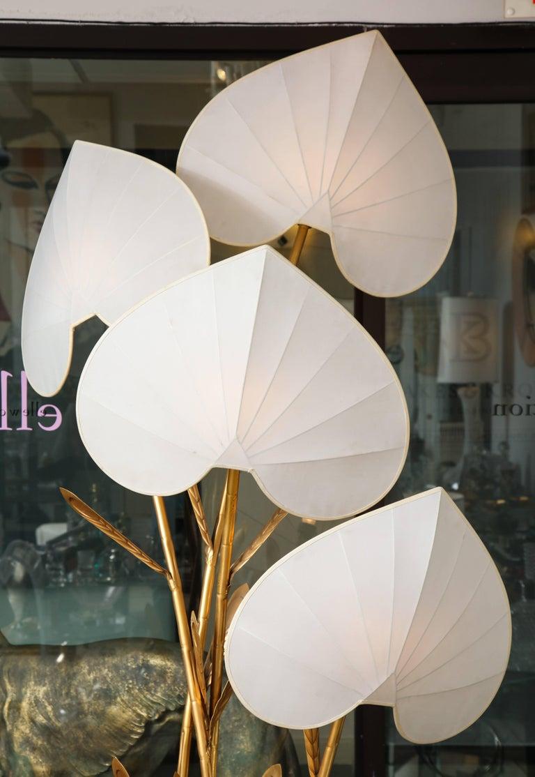Antonio Pavia Palm Floor Lamp - Mid Century 2