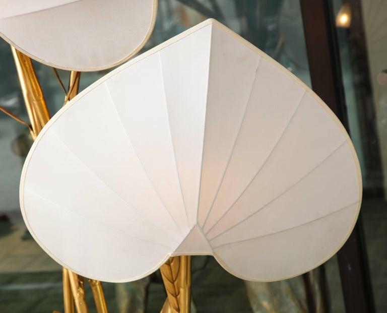 Antonio Pavia Palm Floor Lamp - Mid Century 5