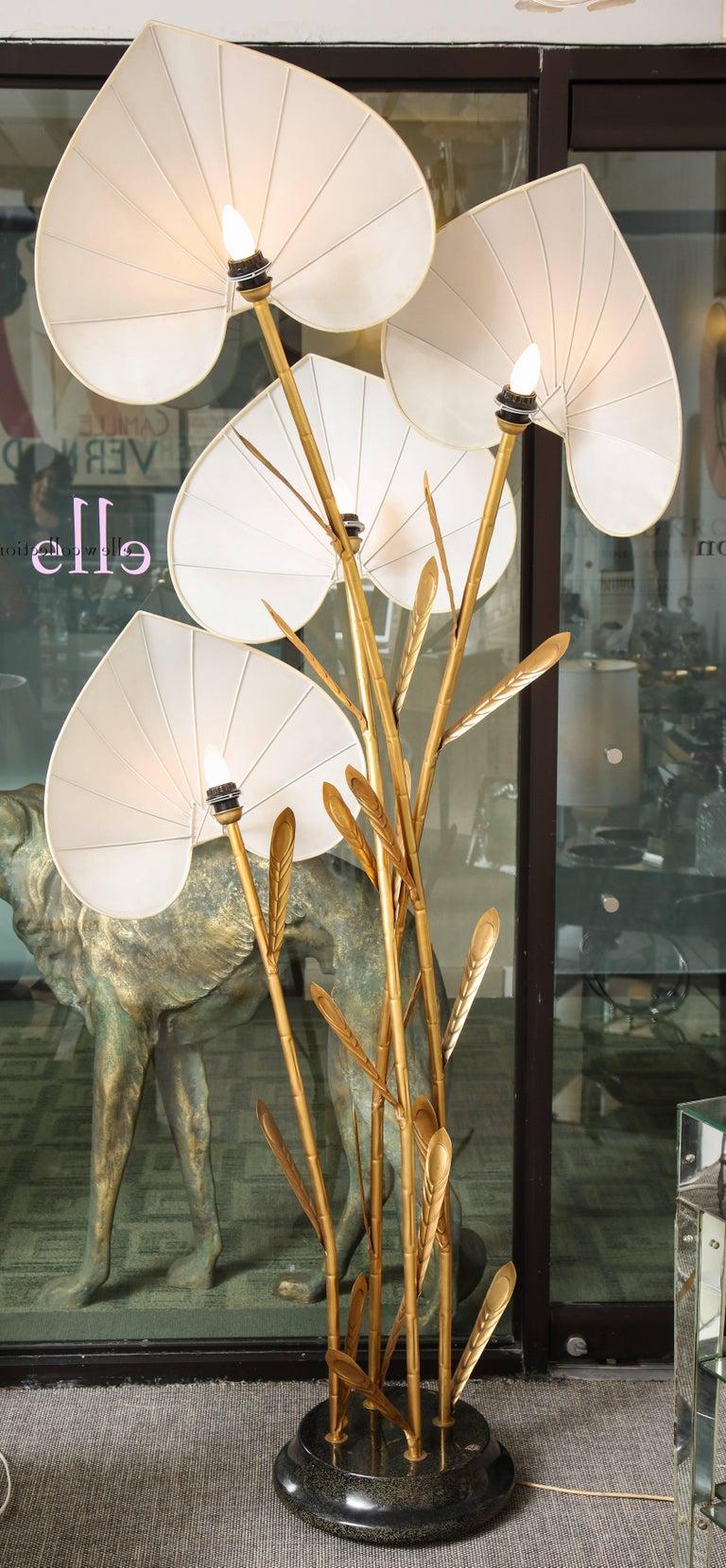 Antonio Pavia Palm Floor Lamp - Mid Century 10