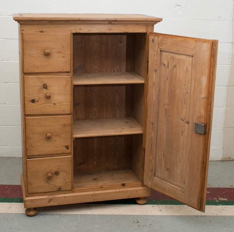 Pine Food Cupboard For Sale At 1stdibs