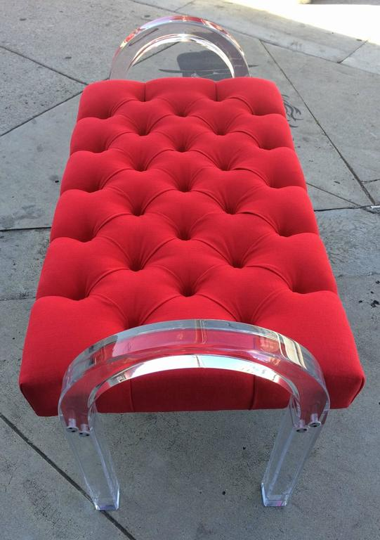 Late 20th Century 1970s Charles Hollis Jones Bench from the