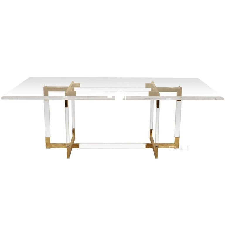 Vintage dining table by Charles Hollis Jones from the