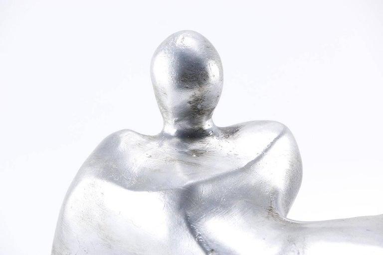 Attila Tivadar Cast Stone Sculpture