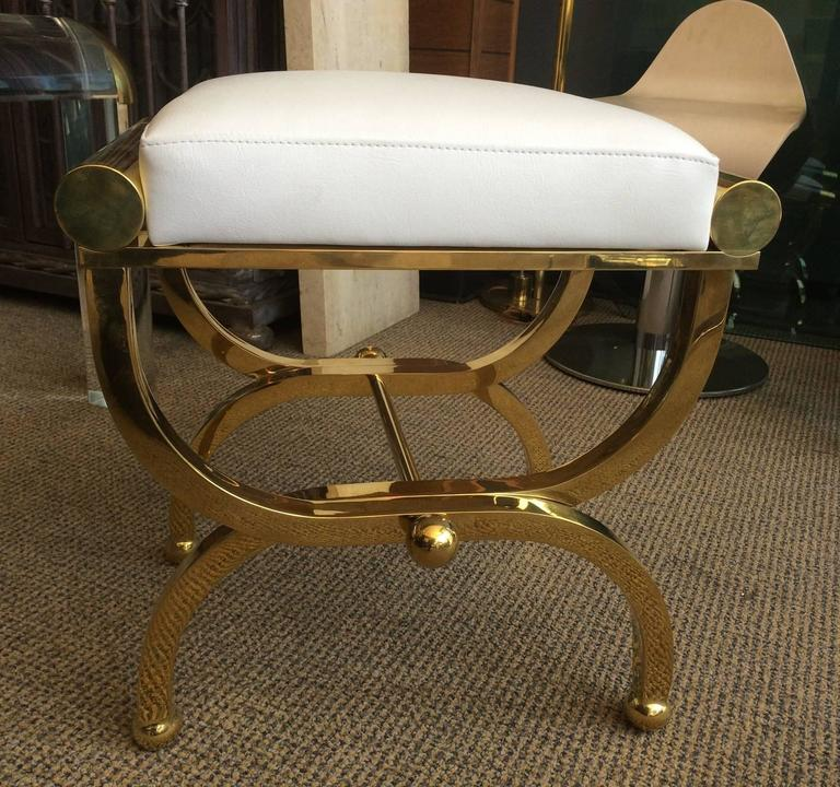 American Brass and Lucite