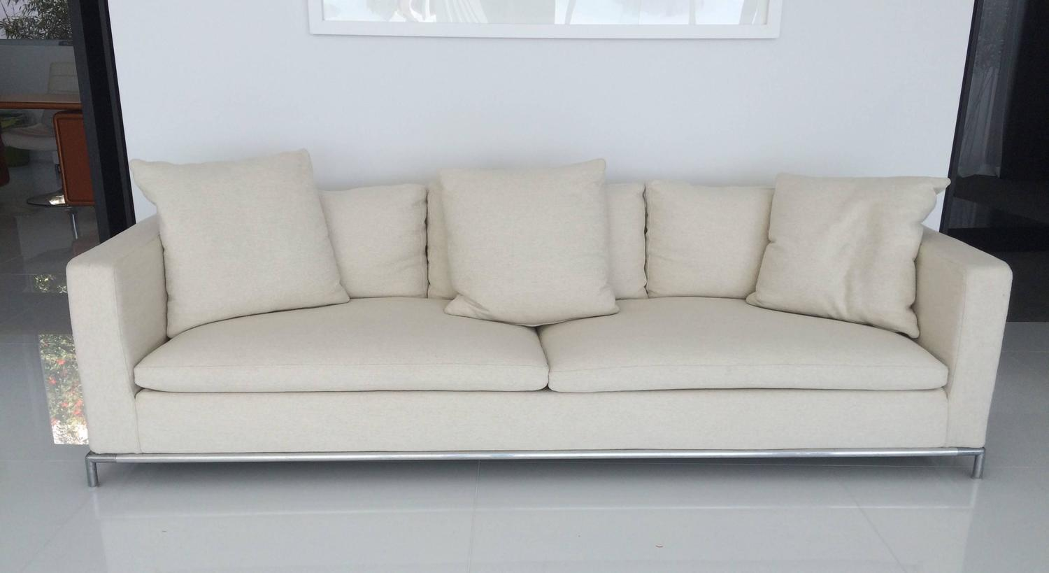 George Sofa By Antonio Citterio For B B Italia George G243bl At