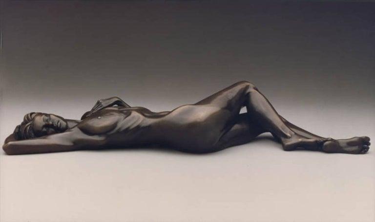 Modern Tanya Ragir Bronze Sculpture