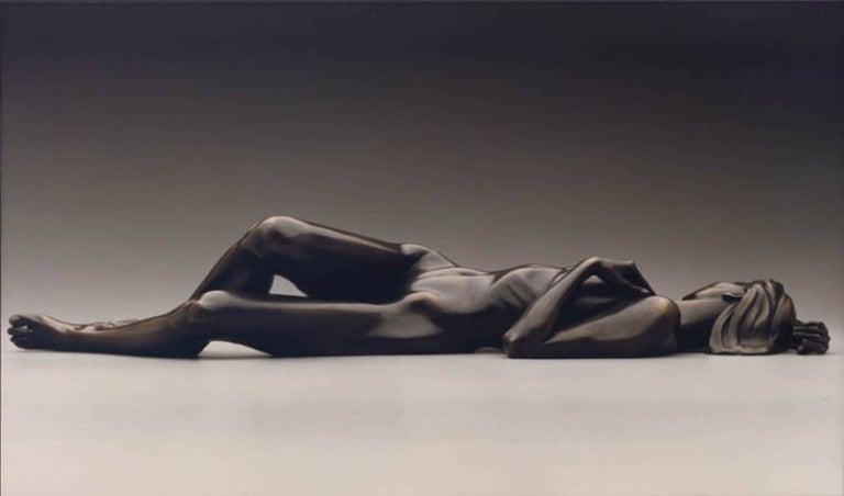 American Tanya Ragir Bronze Sculpture