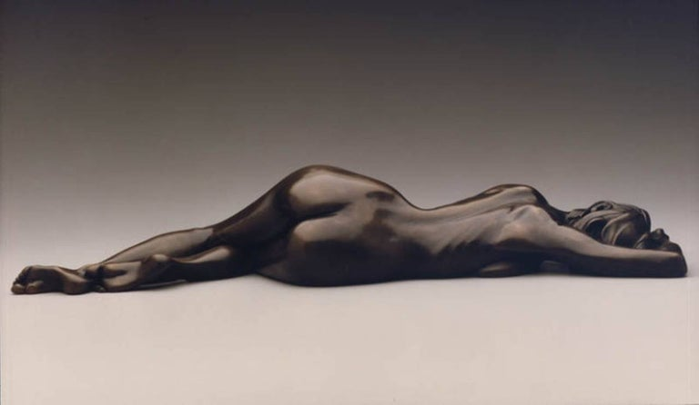 Cast Tanya Ragir Bronze Sculpture