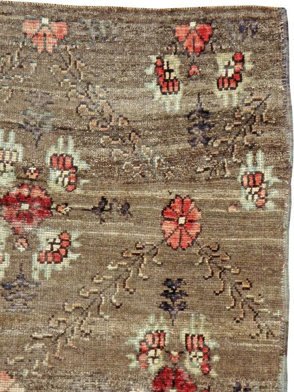 Tribal Vintage Turkish Rug For Sale