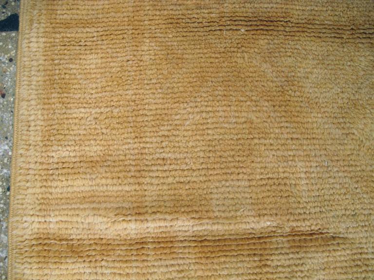 Vintage Spanish Cuenca Carpet For Sale 1