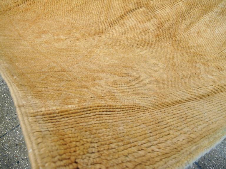 Vintage Spanish Cuenca Carpet For Sale 2
