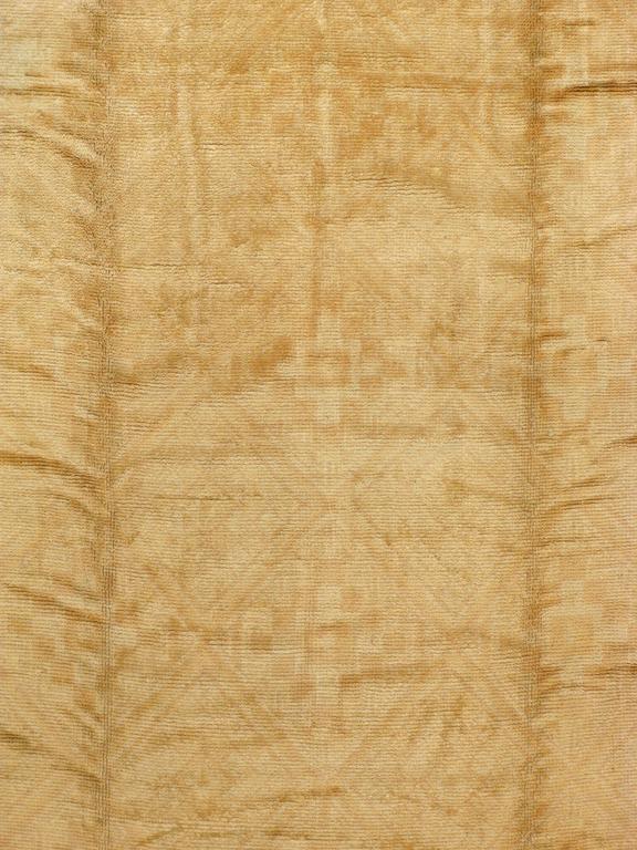 A mid-20th century Spanish Cuenca carpet.  Measures: 9' 2