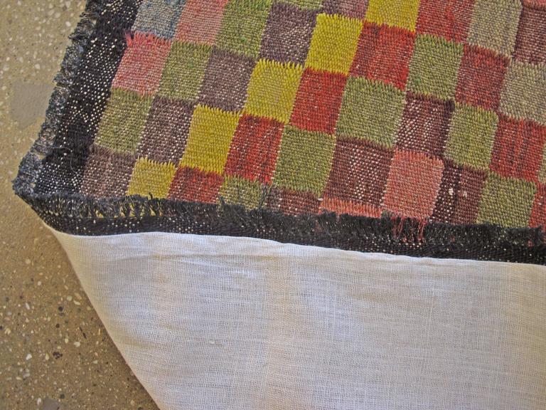 Vintage Persian Kilim Flat-Weave For Sale 4