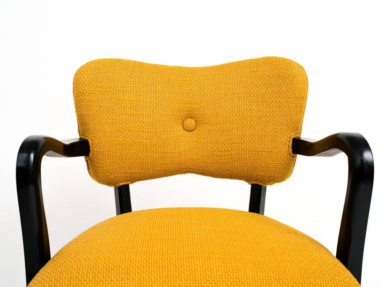 Pair of 1960s Modern Armchairs or Side Chairs in the Manner of Gilbert Rohde For Sale 2
