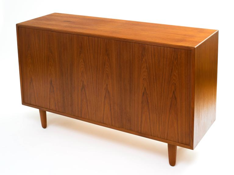 Svend Aage Madsen Eight-Drawer Bureau or Dresser in Teak 6