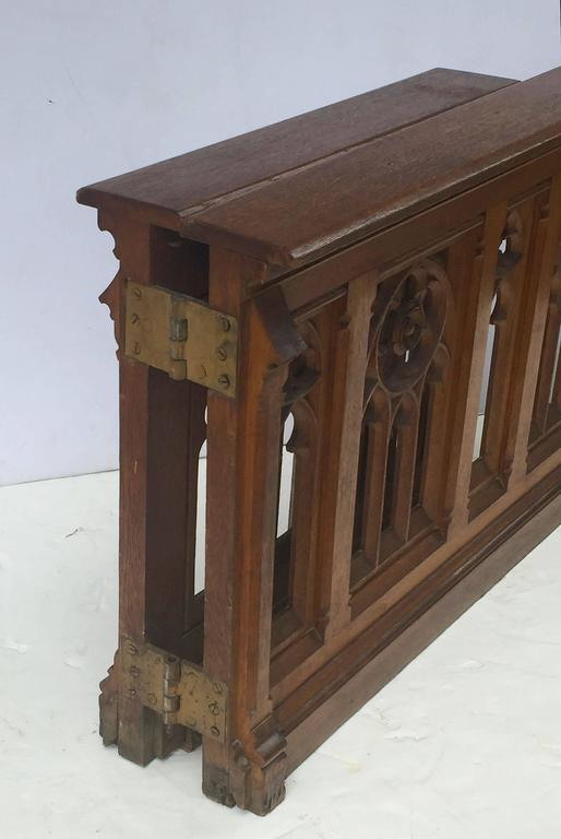 french gothic balustrades or architectural baluster. Black Bedroom Furniture Sets. Home Design Ideas