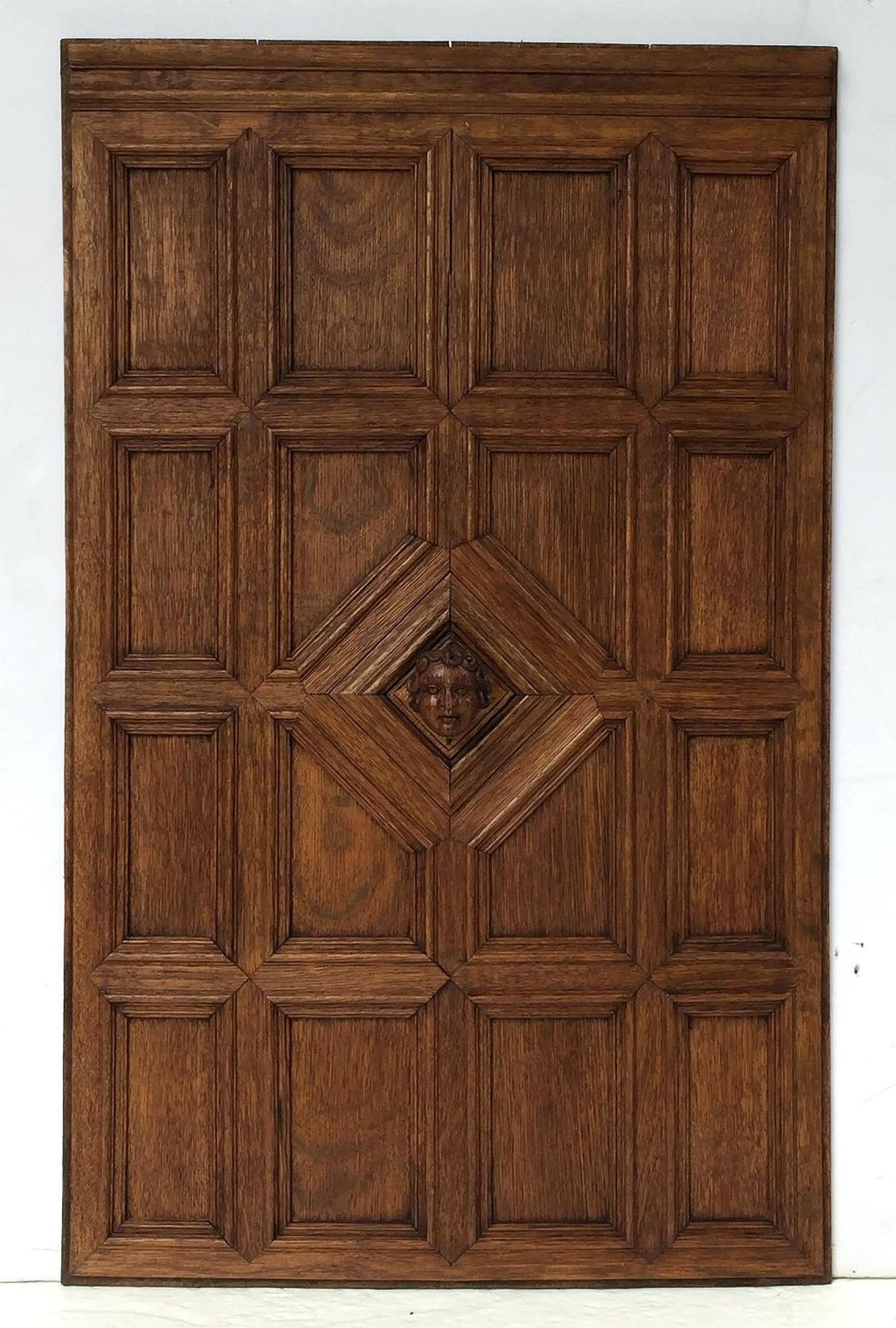 French Wall Covering : French wall panels of oak for sale at stdibs