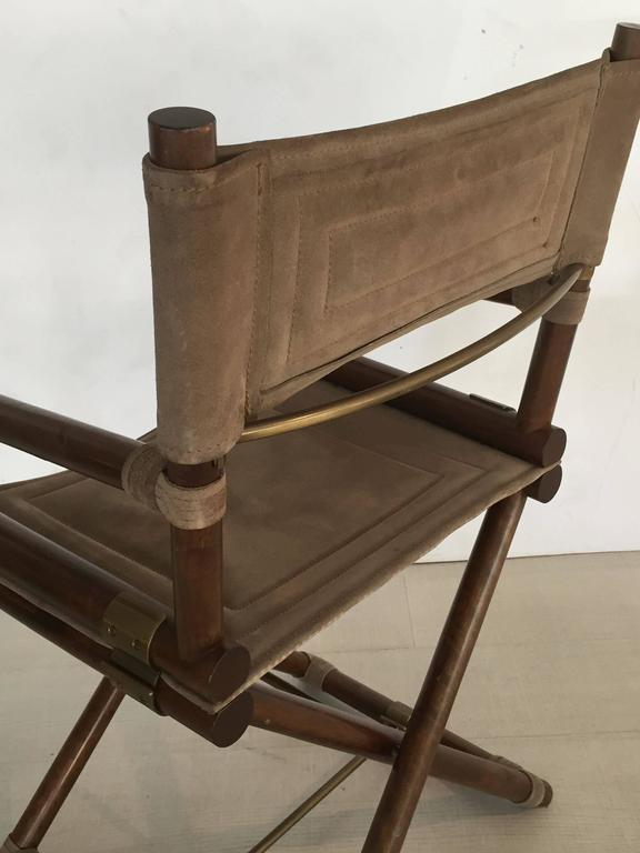 Italian Director's Chairs 'Individually Priced' For Sale 1