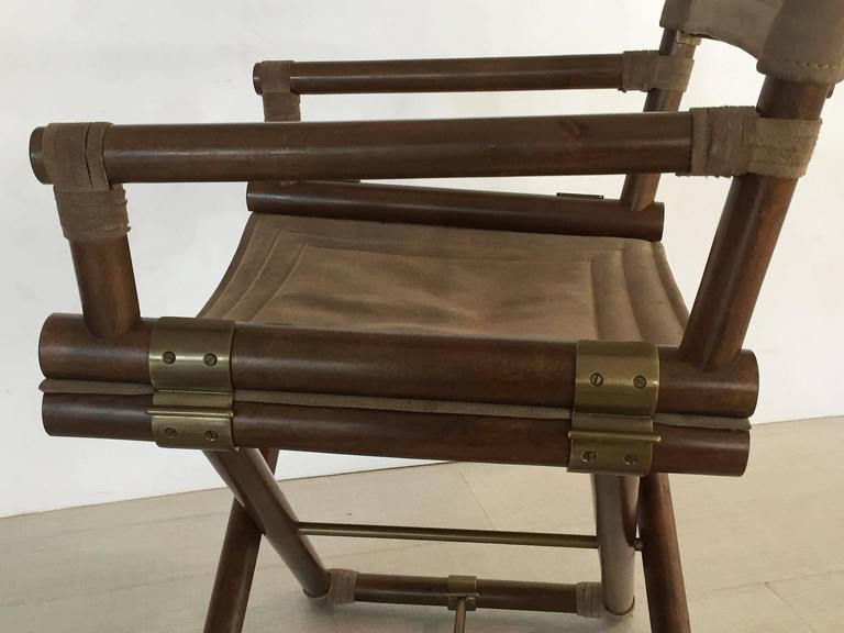 Italian Director's Chairs 'Individually Priced' For Sale 4