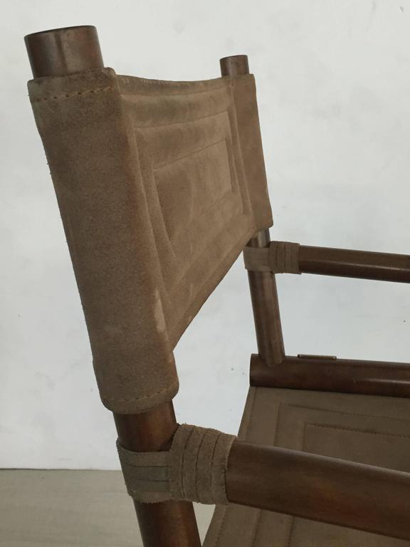 Italian Director's Chairs 'Individually Priced' For Sale 3