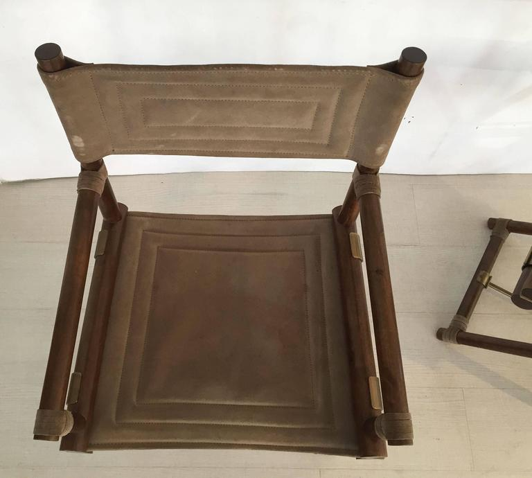 Italian Director's Chairs 'Individually Priced' For Sale 2