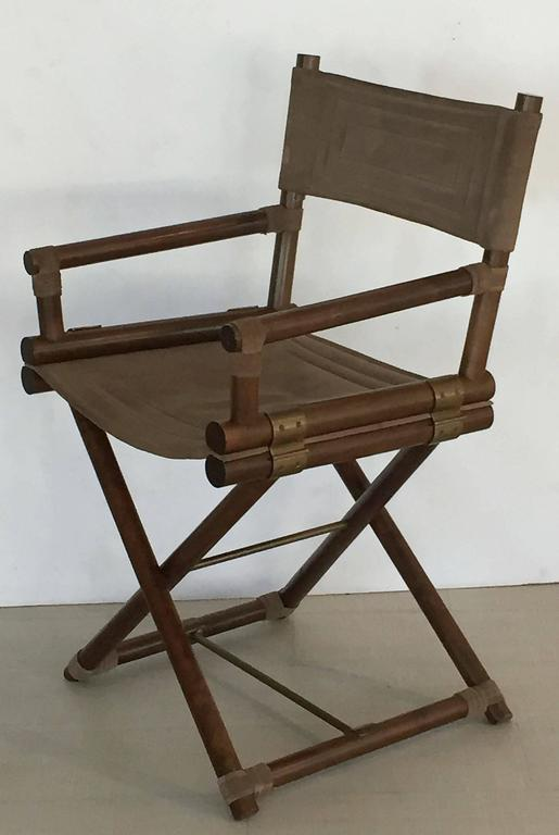 20th Century Italian Director's Chairs 'Individually Priced' For Sale