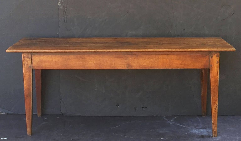 French Console Server or Sideboard of Cherry For Sale 1