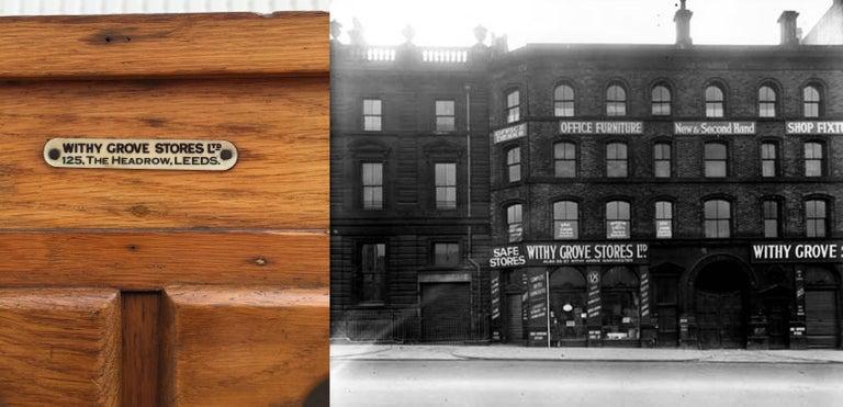 Pair of English Haberdashery Cabinets 10