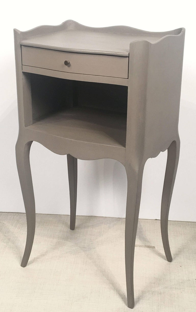 French Painted Side Tables or Nightstands 'Individually Priced' For Sale 2