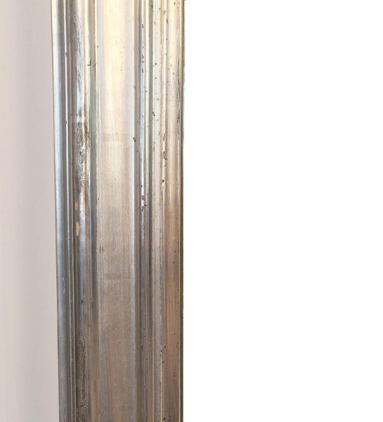 Silver Gilt Louis Philippe Mirror 9