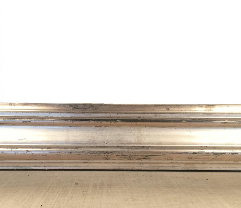 Silver Gilt Louis Philippe Mirror 7