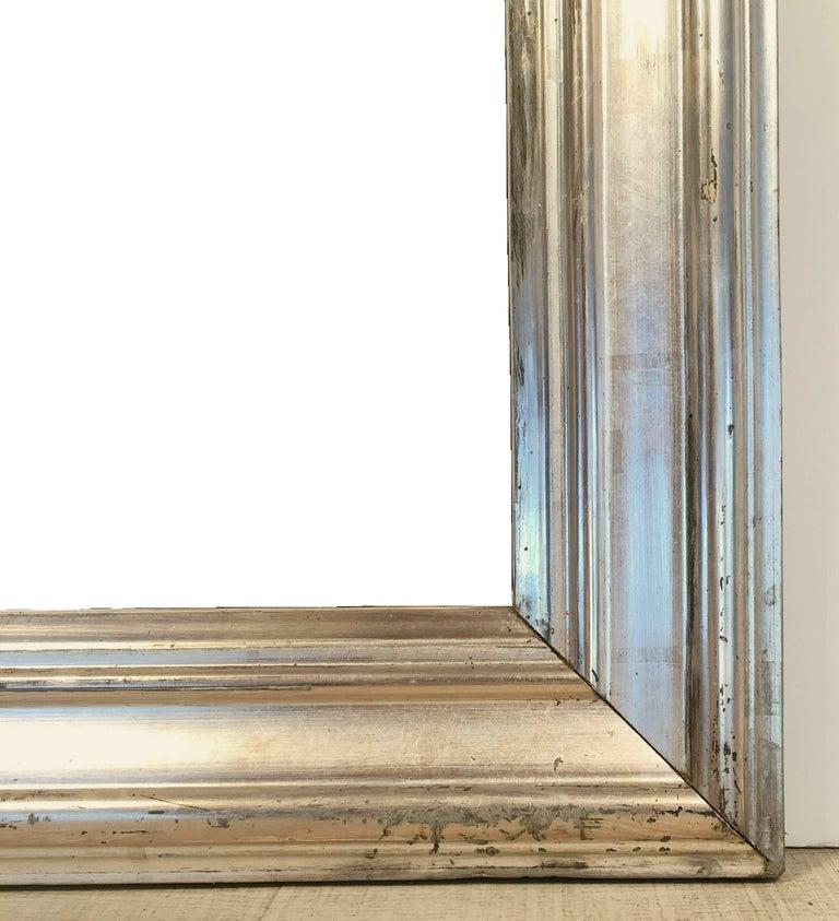 Silver Gilt Louis Philippe Mirror 6