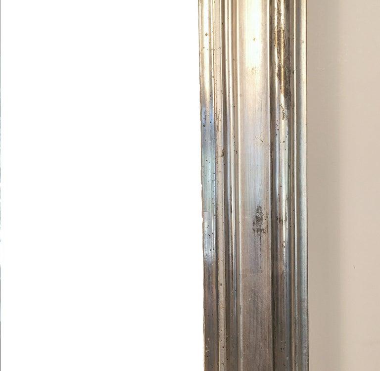Silver Gilt Louis Philippe Mirror 5