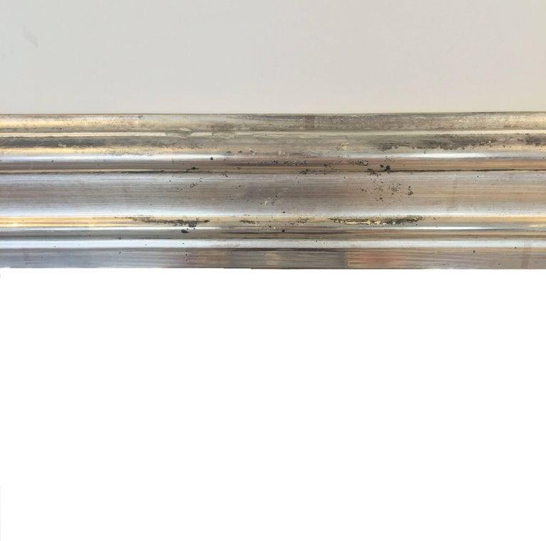 Silver Gilt Louis Philippe Mirror 3