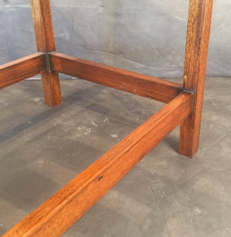 English Luggage Racks of Mahogany 'Individually Priced' For Sale 6